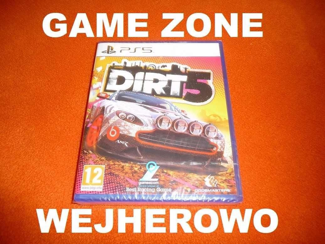 Dirt 5 PS5 Wejherowo