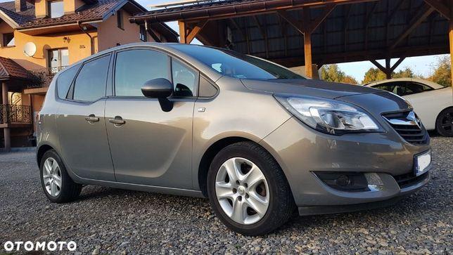Opel Meriva Opel Meriva 1,4 Turbo+ Gaz Fabryczny ,Krajowy