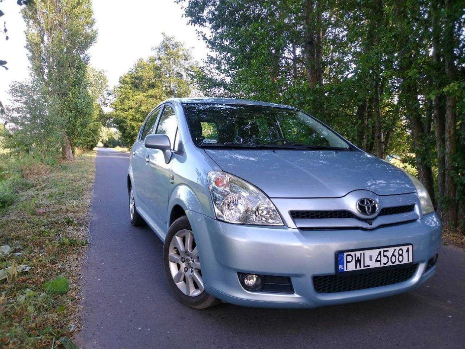 Toyota Corolla Verso Starkowo - image 1