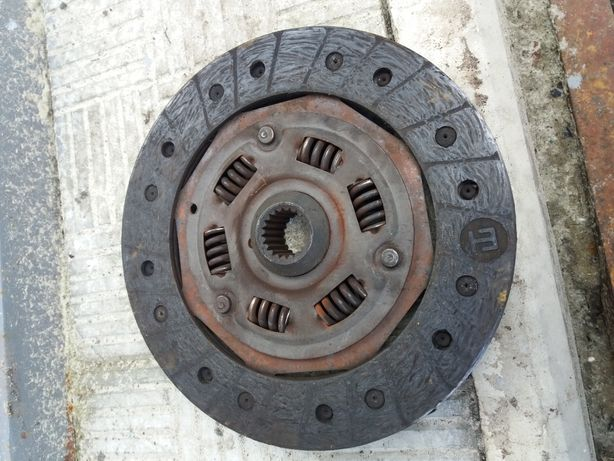 Ваз 2109 диск, корзина щеплення