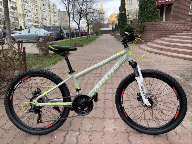 """Подростковый алюминиевый велосипед ARDIS Montana 24"""""""