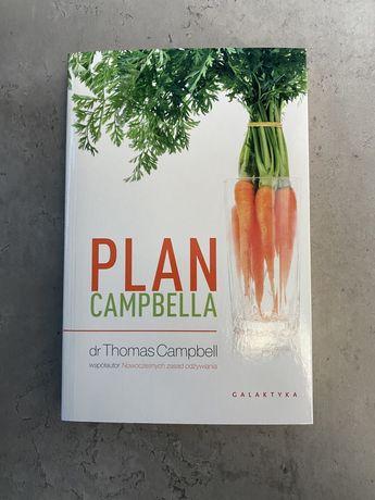 Książka Plan Campbella Dr Thomas Campbell
