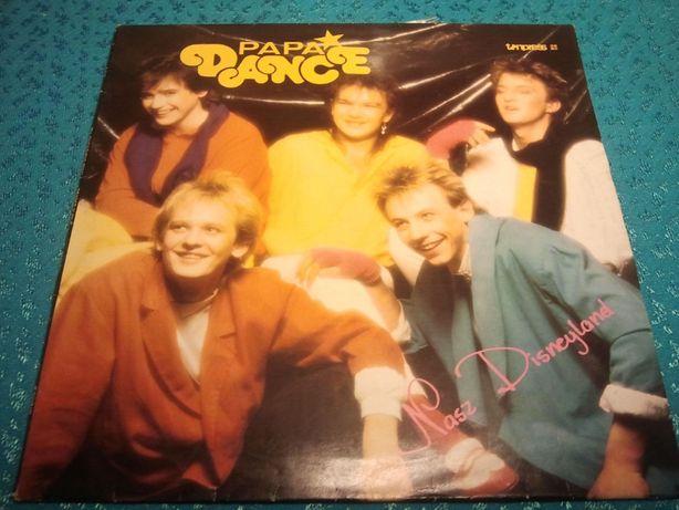 winyl - Papa Dance - Nasz DisneyLand