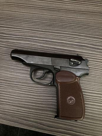 Страйкбольный пистолет не оружие