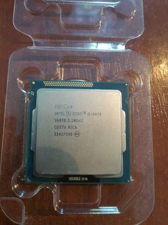 Процессор Intel i5-3470 3.2-3.6GHz/6MB tray 1155 сокет есть количество
