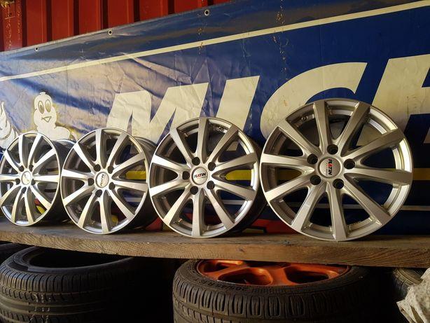 Felgi Aluminiowe Volkswagen Tiguan R16 5x112 ET 33 -6.5J