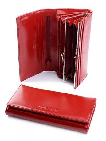 Продам яркий кожаный кошелек
