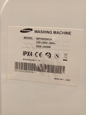 Części pralki Samsung WF0502NUV