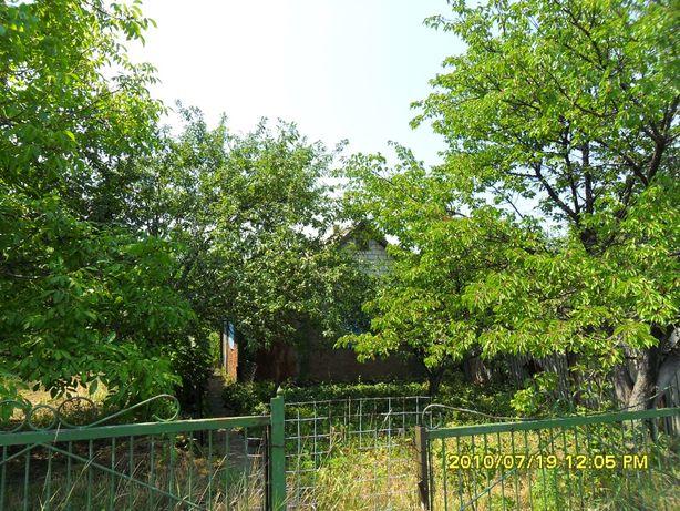 Продам садовый участок с домиком Авдеевка
