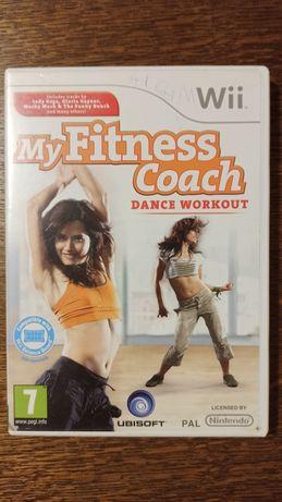 Gra na Wii Nintendo My Fitness Coach Dance Workout