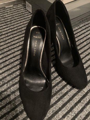 Szpilki New Look 39 czarne