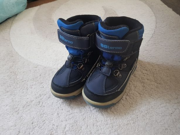 Продам термо ботинки BG