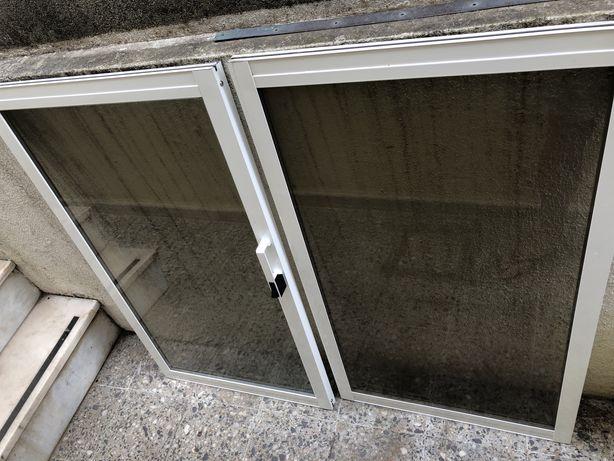 6 Janelas aluminio vidro duplo