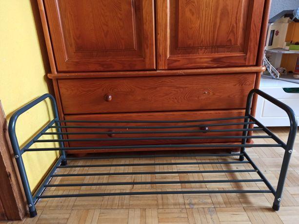 Regał półka szafka hals