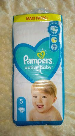 Підгузки Pampers Active Baby розмір 5 (11-16 кг), 54 шт