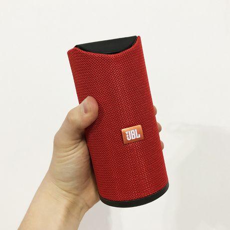 Колонка портативная влагостойкая SPS T&G TG113 черная, красная и синяя