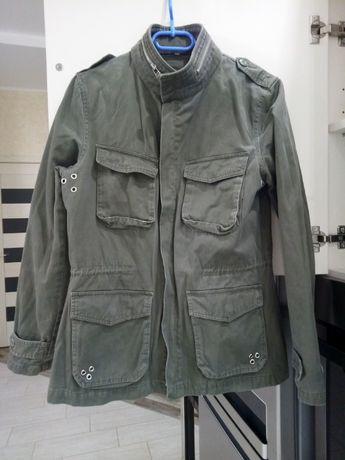 Куртка, ветровка, пиджак, цвет хаки