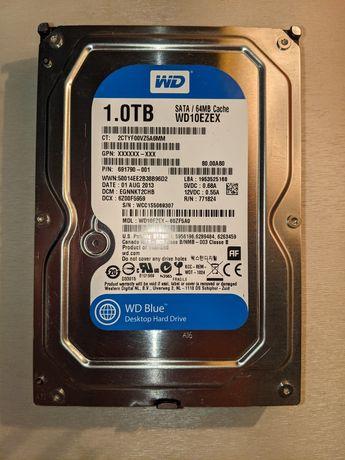 Жесткий диск WD blue 1tb