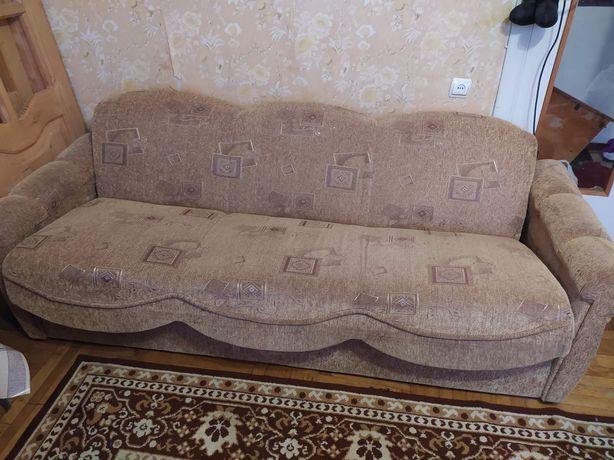 Диван + два кресла раскладные