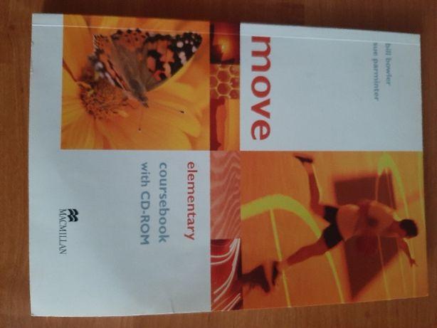 Move elementary coursebook Macmillan