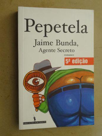 Jaime Bunda, Agente Secreto de Pepetela