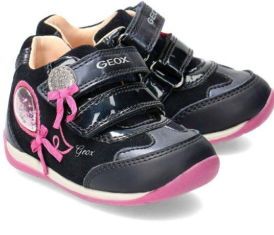 Półbuty sneakersy dziecięce Geox 21