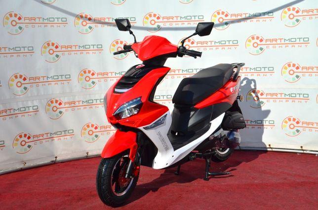 Новый скутер FORTE CANOE 150 Официально из салона АРТМОТО