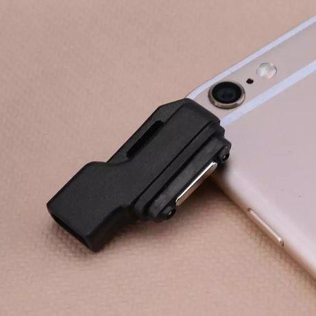 Адаптер магнитный для зарядки Sony Xperia
