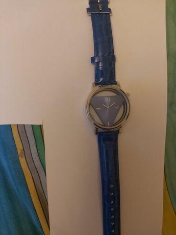 Zegarek damski niebieski