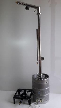 destylator abratek aabratek elektryczny katalizator miedz duży wlew /