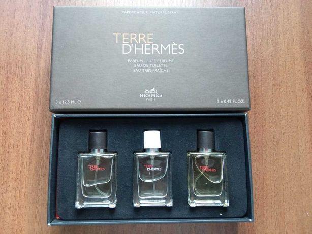 Подарочный набор Terre D' Hermès для мужчин