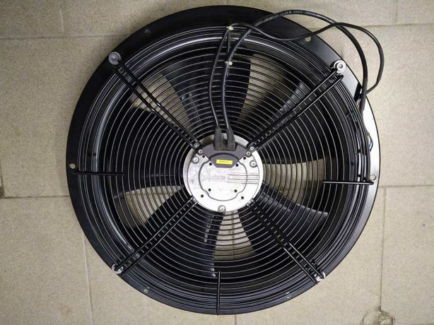 Осевой вентилятор ebm papst 400 mm