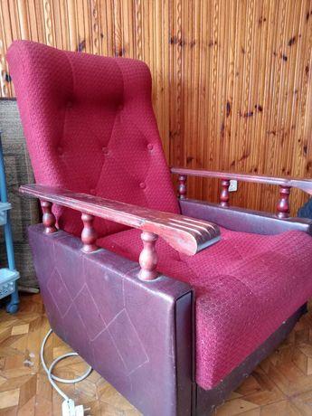 Fotel swarzenc prl