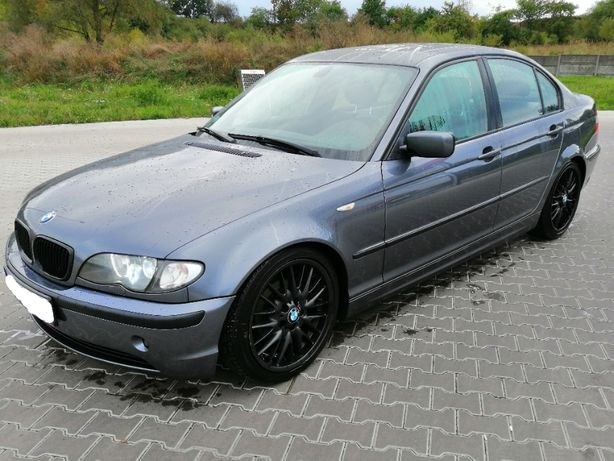 BMW E46 M-PAKIET, indywidualna wersja! UNIKAT!