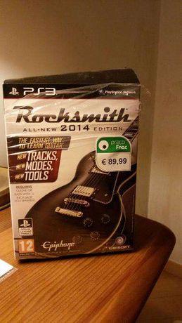 Jogo PS 3 Rocksmith All New 2014 edition