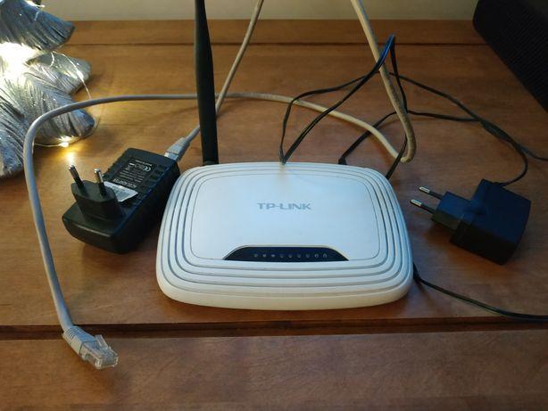 Sprzedam router TP LINK + zasilacze