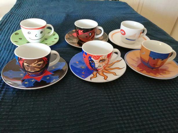 Chávenas de café (NOVAS) - Coleção Ritzenhoff