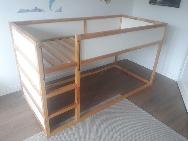 Łóżko dla dziecka piętrowe