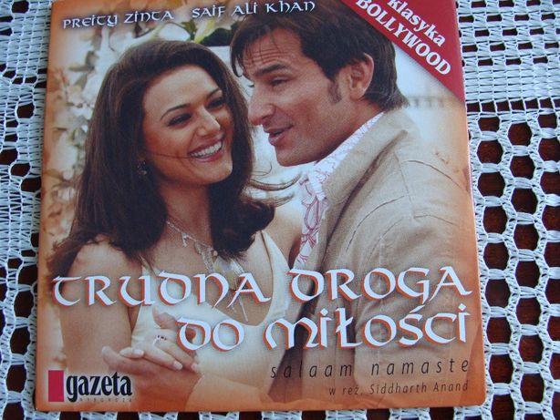 Trudna droga do miłości (film DVD)