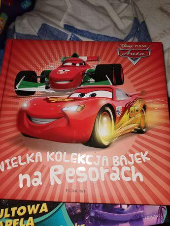 """Książeczki z bohaterem bajki """"Cars"""""""