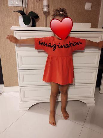 Sukienka Moi Noi rozmiar 92,98,104