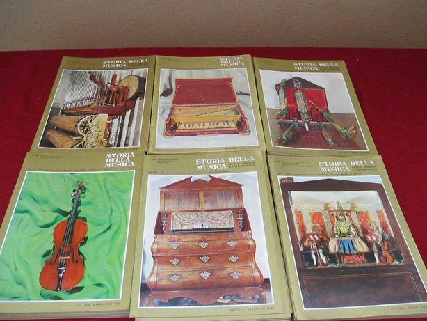 Storia Della Musica ( 107 Fasciculos )