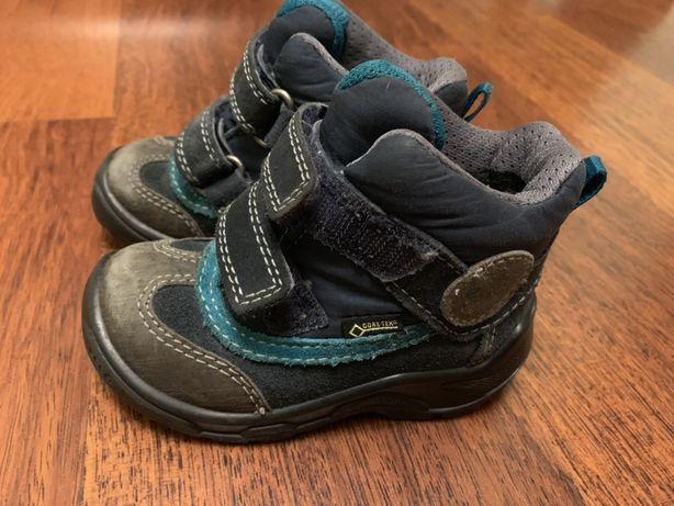 Экко Екко Ecco ботиночки черевички 23 р 13.5 см