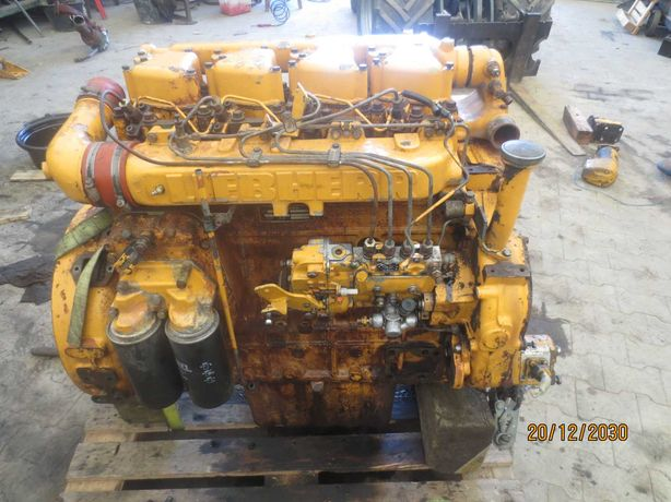 Silnik Liebherr D904 TB