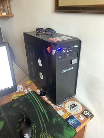 Komputer GeForce 1050 AMD Ryzen 3  8 GB RAM