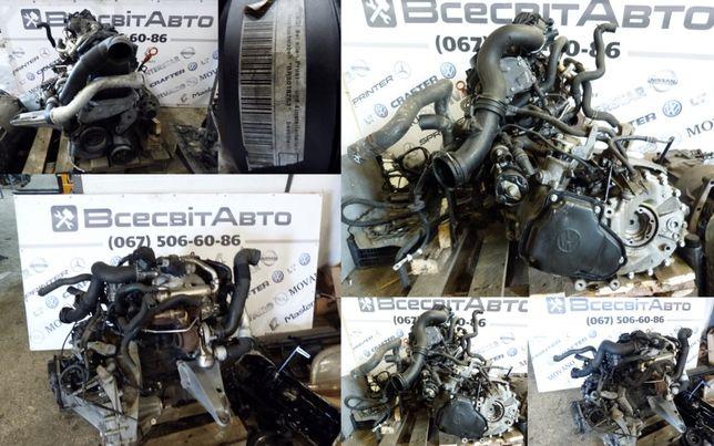 Двигатель мотор BRS от VW Volkswagen на Transporter T5 1.9 tdi с 2006