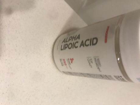 Lipoic acid Prozis