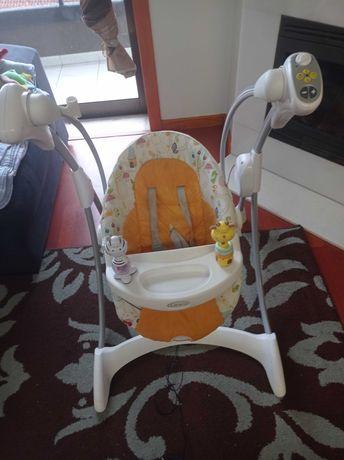 Baloiço/Espreguiçadeira bebé