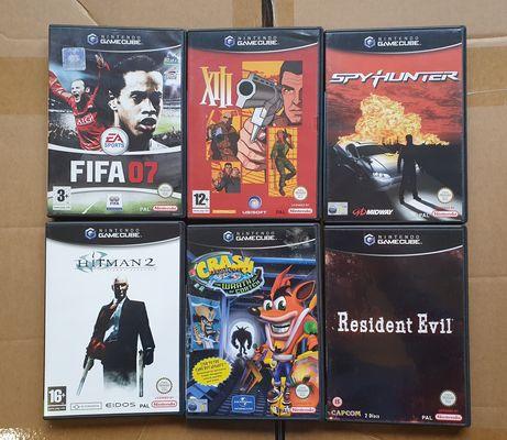 Gry na Nintendo GameCube FIFA 07 HitMan 2 Game Cube SpyHunter