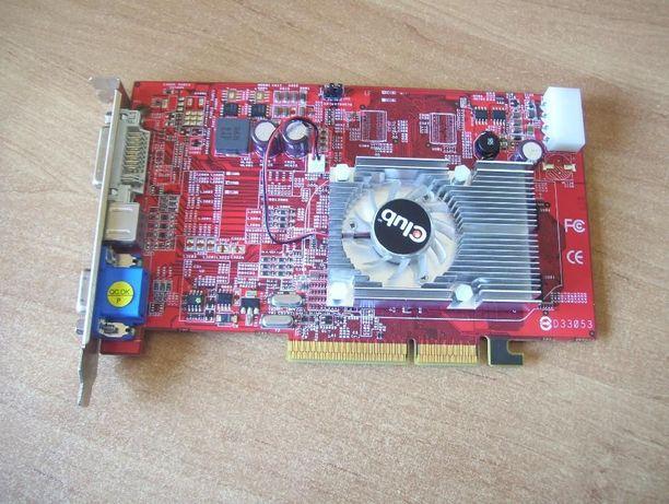 Karta graficzna ATI Radeon 2 series - uszkodzona